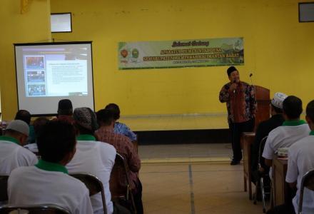Kunjungan Lapangan dari Aparatur Pemerintah Desa Se Kabupaten Mempawah Kalbar