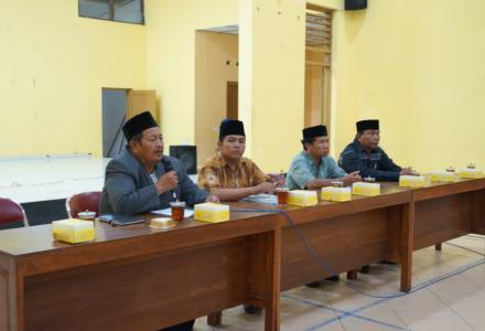 Pemerintah Desa Baturetno Mengawali Pembangunan Desa dengan Sosialisasi