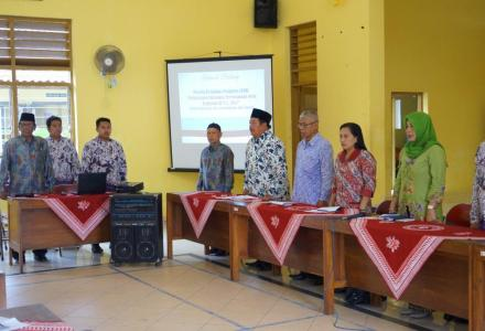 Pemerintah Desa Baturetno Kembali Menerima Kunjungan Lapang Pelatihan Pengurus LPMD