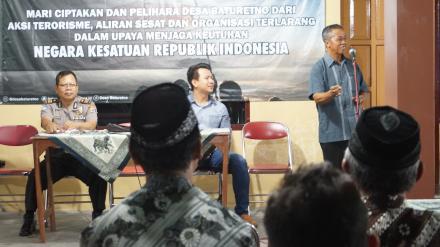 Mari Kita Bersama Menjaga Keutuhan Negara Kesatuan Republik Indonesia