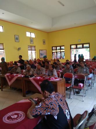 Kunjungan Lapangan dari Desa Raharja, Kecamatan Purwaharja, Kota Banjar