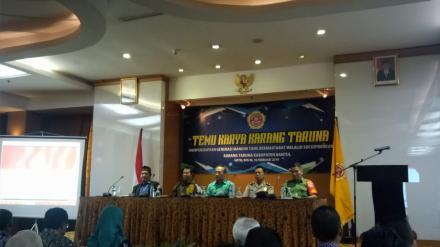 Karang Taruna Retno Arum Berpartisipasi dalam Temu Karya Karang Taruna Kabupaten Bantul Tahun 2019