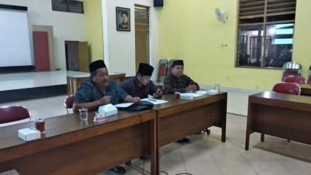 Pembentukan Kelompok Sadar Wisata (POKDARWIS) pengelolaan Telaga Desa Baturetno