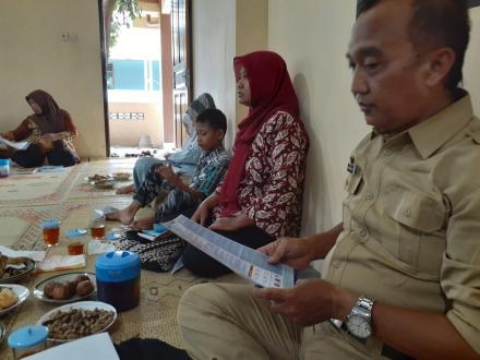 Rapat Koordinasi IMP Desa Baturetno