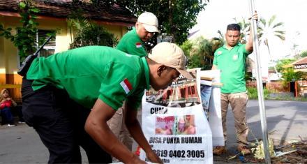 Sapta Tertib Desa Baturetno Operasi Sampah Visual