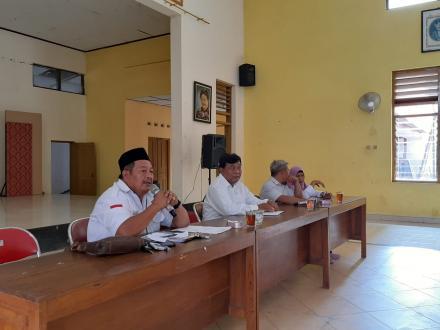 Sosialisasi Program Sertifikat Tanah PTSL