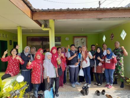 Gertak PSN Desa Baturetno Dan Evaluasi ABJ