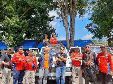 Partisipasi FPRB Baturetno Dalam Lomba Ketangkasan Relawan Kebakaran