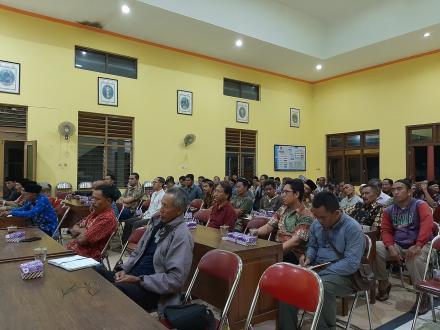 Peningkatan Kapasitas RT se-Desa Baturetno Tahun 2020