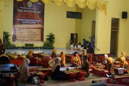Gelar Potensi Rintisan Desa Budaya